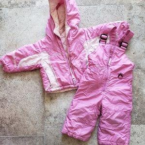 Columbia Snowsuit